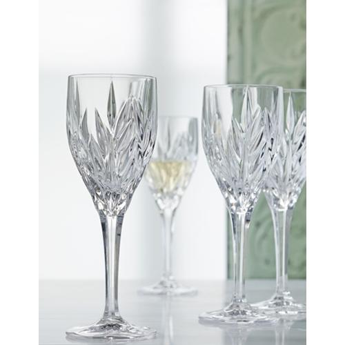 krystal vinglas