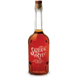 Sazerac Rye, Straight Rye Whiskey