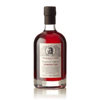 foxdenton damson gin bisgaard vinhandel